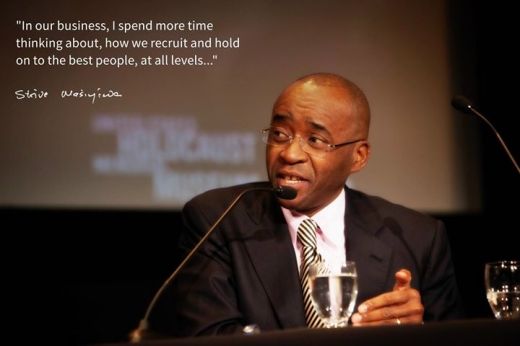 Strive Masiyiwa CEO, Econet